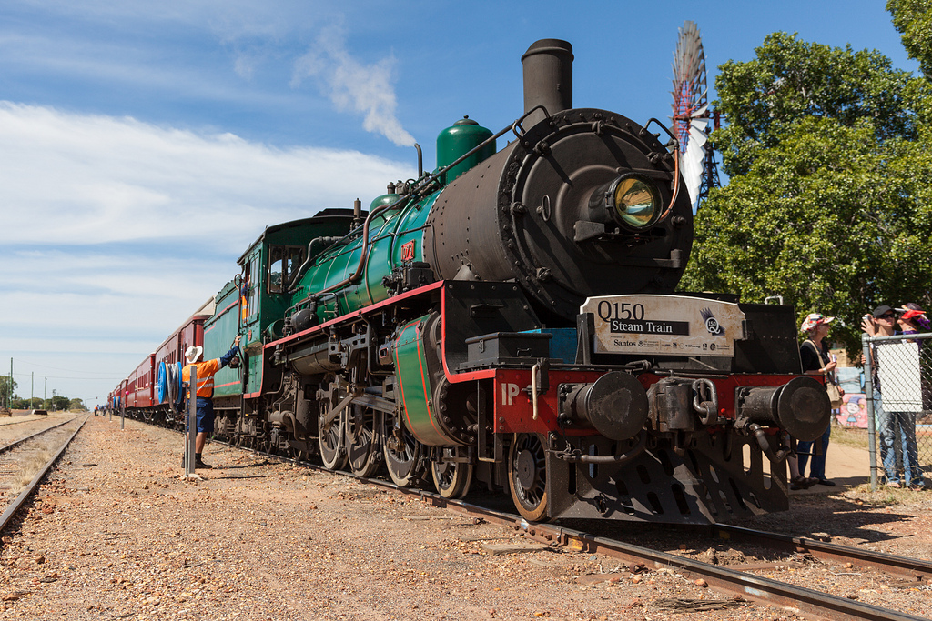 Steam Train Special Price from $9 for 150 Years Celebration | Accell
